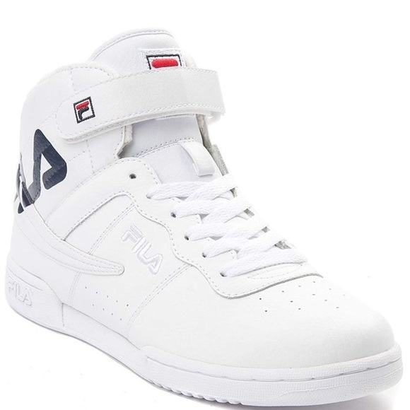 Fila F 13 Women Round Toe Synthetic Sneakers Boutique